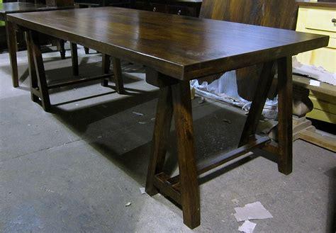 rustic farm table nadeau dallas
