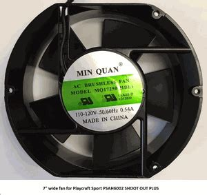 air hockey table replacement fan air hockey replacement fans