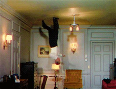 Fred Astaire On The Ceiling by Fred Astaire Happy Gif Find On Giphy