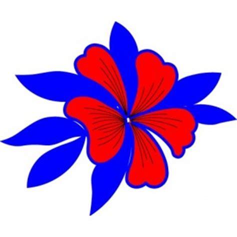 design flowers images simple flower design clipart best