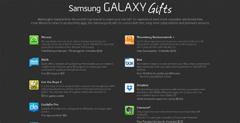 samsung s5 player apk samsung values gifts package bundled with galaxy s5 at more than 600 430