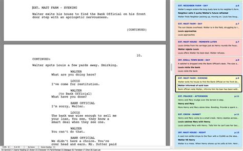 stage play format template draft software the best script screenwriting software