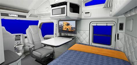 Big Rig Sleeper Cabin by Future Of Freight 4 Semi Trucks That Look Like Transformers