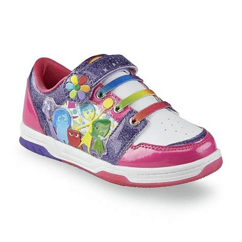 new disney pixar inside out shoes sneakers size 3 ebay