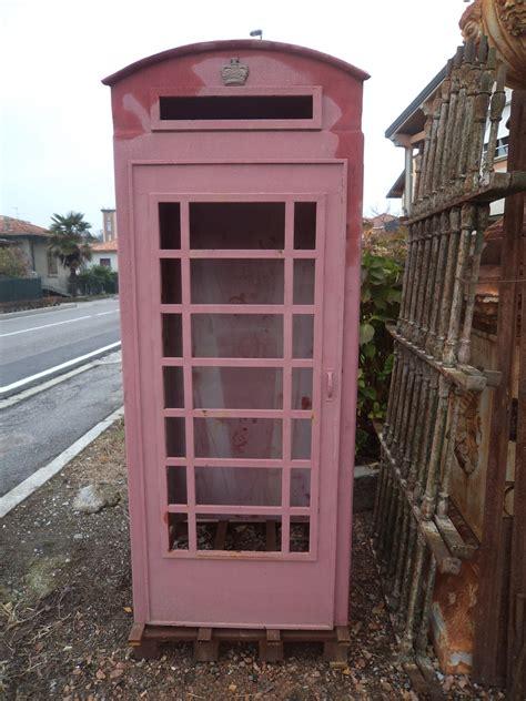cabina telefonica inglese prezzo oggettistica cabina telefonica inglese anni 60