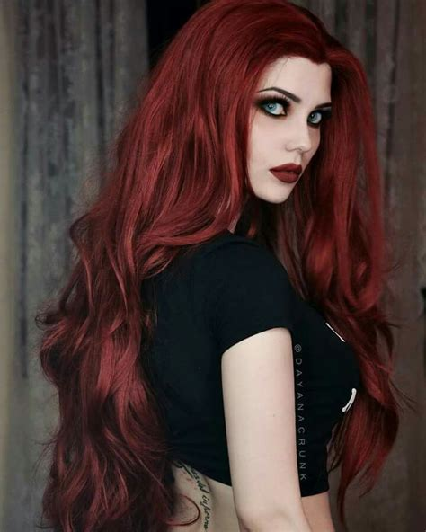 red hair all over best 25 dark red hair ideas on pinterest dark red