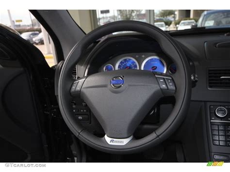 volvo steering wheel 2012 volvo xc90 3 2 r design steering wheel photos