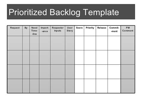 software release calendar template practical product management for new product managers