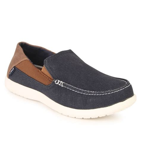 crocs loafers crocs blue loafers buy crocs blue loafers at best