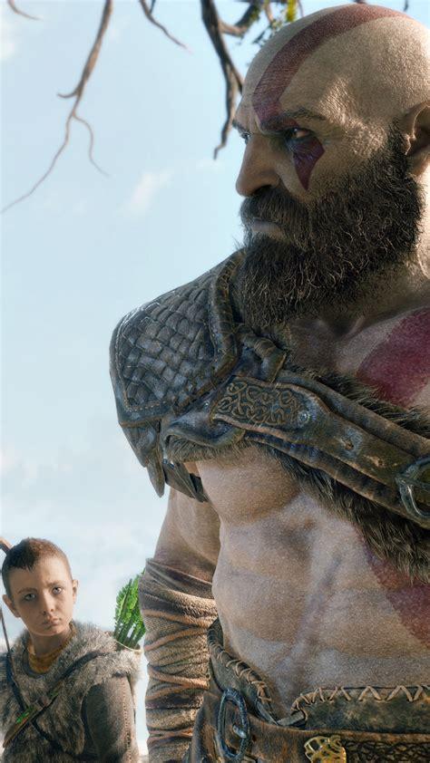 kratos  atreus god  war  sony xperia xxz
