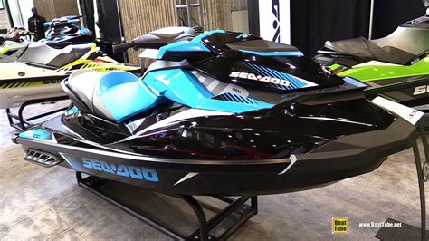 sea doo jet boats 2017 2017 sea doo gtr 230 jet ski walkaround 2017 montreal