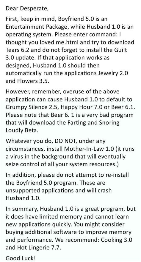 Complaint Letter Against Husband Wrote A Complaint Letter About Husband But Never Expected A Response Like This Genius