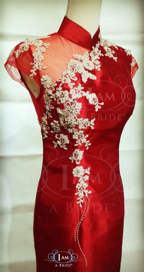 Promo Setelan Anak Qi Pao Gold i am a personalise bridal wedding gown malaysia that inspired brides modern