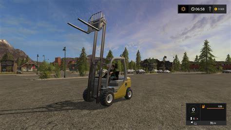 Toyota Forklift Release Farming Simulator Toyota Forklift Autos Post