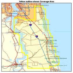 st johns county florida map pictures to pin on