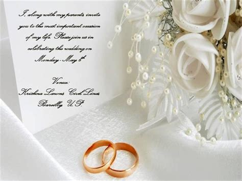 Wedding Invite Authorstream Powerpoint Wedding Templates