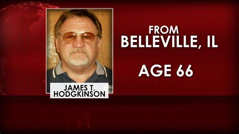 Belleville Il Court Records T Hodgkinson Identified As Suspect In Alexandria Shooting Cbs News