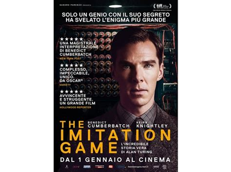 ultimo film enigma the imitation game in salita corriere it