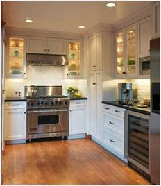 Lighting For Kitchen Cabinets Cabinet Lighting For A Magical Touch In Your Kitchen