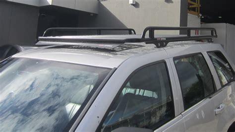 Using Roof Racks by Jeep Roof Racks