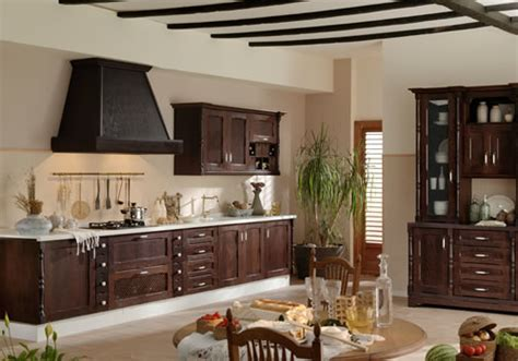 cocinas rusticas y modernas cocinas r 250 sticas modernas hogar10 es
