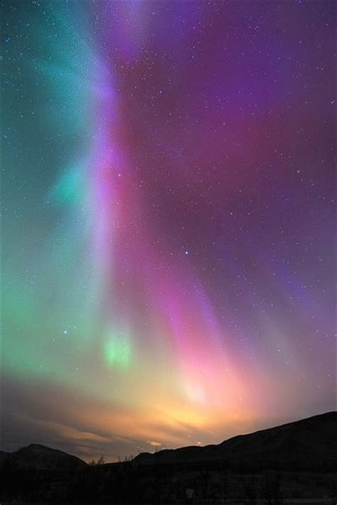 northern lights sun new aurora pictures quot severe quot sun storm brightens skies