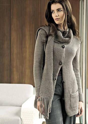 chalinas 2017 tutoriales trico y crochet madona m 237 a abrigo en tricot mujer
