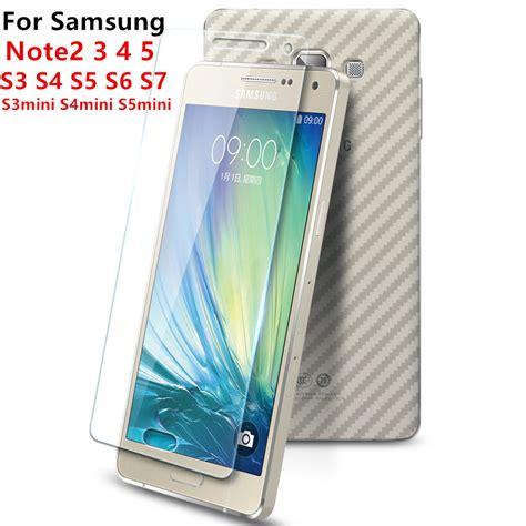 Samsung Galaxy Note 2 3 4 5 Tempered Glass Screen Guard Protector mllse hd tempered glass for samsung note2 3 4 5 galaxy s3