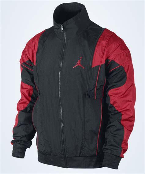 Jordanfa Jaket air v archive jacket black sneakernews