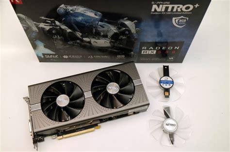 Original Sapphire Rx 580 8gb Ddr5 Nitro Original crypto mining with sapphire nitro radeon rx 580 limited edition crypto mining
