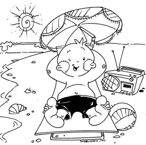 imagenes de vacaciones animadas para colorear pintando dibujos de quot felices vacaciones quot im 225 genes de