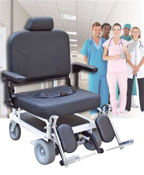 safe patient transport within the hospital electro kinetic technologies