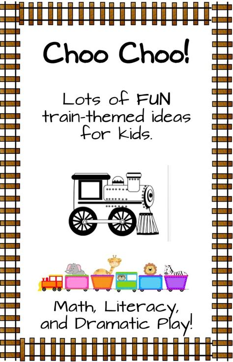 printable preschool train activities 153 best images about train on pinterest free printable