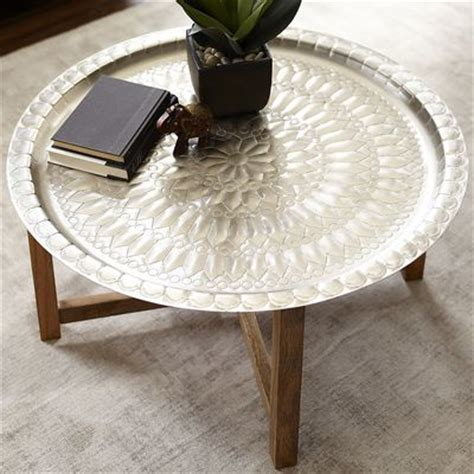 moroccan tray coffee table 1000 ideas about coffee table tray on white