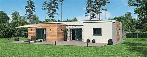maison ossature bois natilia 1er constructeur fran 231 ais