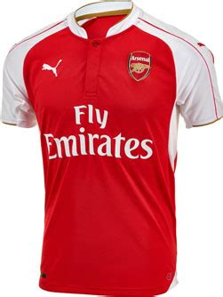Jersey Arsenal Home 1416 arsenal jersey 2015 16 arsenal youth home jersey