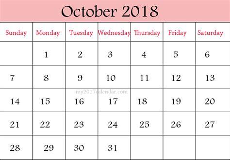 october 2018 calendar 2018 calendar october merry happy new year