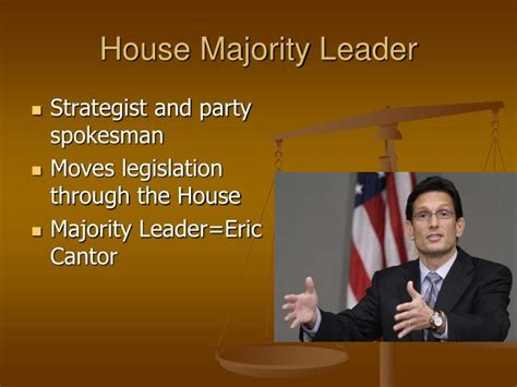 Majority Leader House by Ppt The Lawmaking Process Powerpoint Presentation Id
