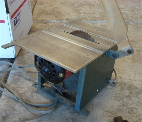 miniature table saw jarmac 4 quot mini table saw
