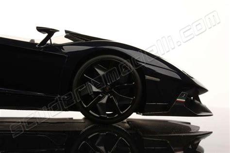 Lamborghini Aventador J Blue Mr Collection 2012 Lamborghini Lamborghini Aventador J