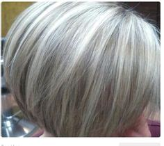 prominents gray hair medium hairstyles for mature women mid length layered