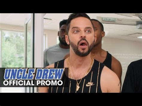 nick kroll uncle drew trailer uncle drew 2018 movie official promo quot mookie quot nick