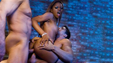 sexy ebony marie luv is dp'd by two big white cocks hd videos and porn photos private sex porn