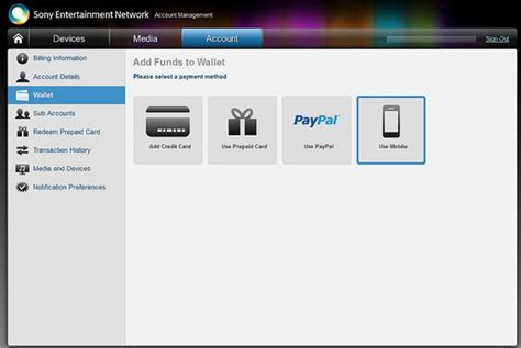 mobile phone pay sony let s you charge playstation store content to your