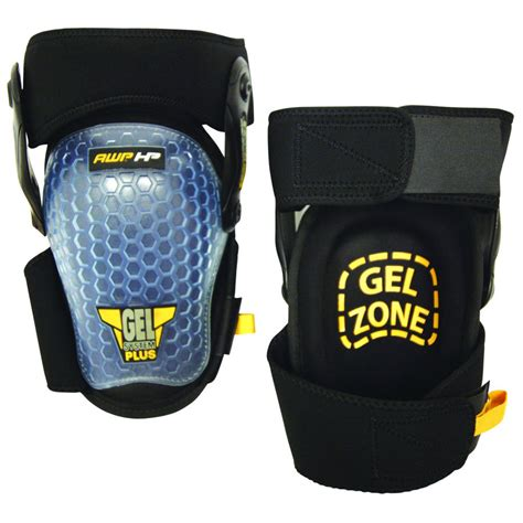 shop awp non marring rubber cap knee pads at lowes com