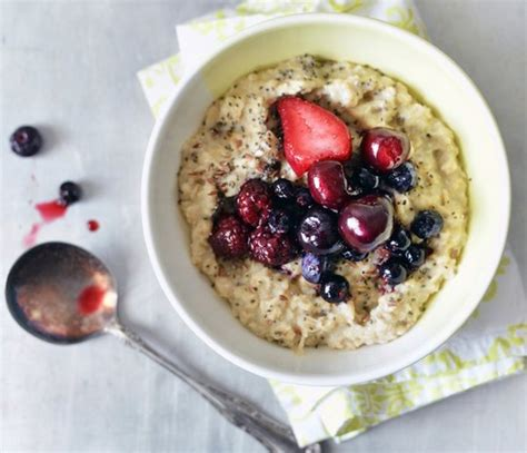 oatmeal challenge and the winner of our breakfast oatmeal challenge is