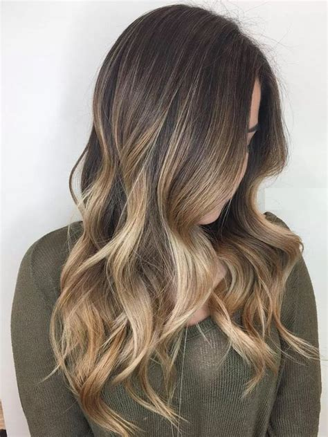 Soft Hairstyles by Sweet Stylish Soft Ombre Hairstyle 2017 Bronde Balayage
