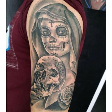 tattoo tatuaje catrina skull on instagram