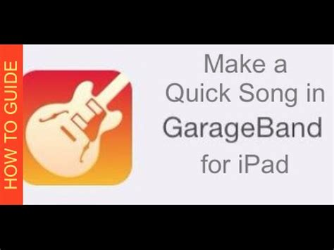 Garageband How To Make A Song How To Make A Song In Garageband For