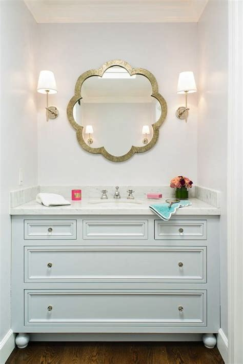 Rooms To Go Bathroom Vanities Best 25 Powder Room Mirrors Ideas On Powder